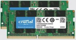 CT2K8G4SFS6266 [SODIMM DDR4 PC4-21300 8GB 2枚組]