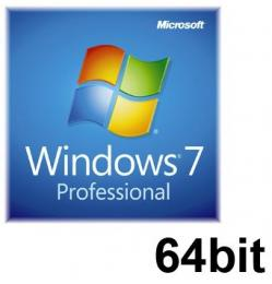 Windows 7 Professional SP1 64bit DSP版