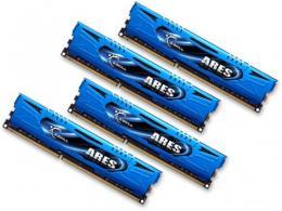 F3-2400C11Q-32GAB [DDR3 PC3-19200 8GB 4枚組]