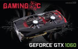 GeForce GTX 1060 Gaming OC N1060-1SDN-N5GNX [PCIExp 6GB]
