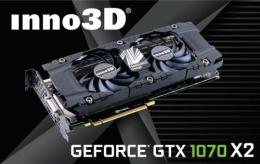 GeForce GTX 1070 TWIN X2 N1070-1SDN-P5DN [PCIExp 8GB]